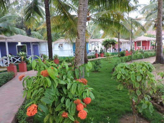 Palolem Beach Resort, Palolem, Goa,