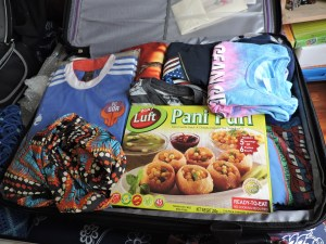 I haven't opened the pani puri kit.  I am praying everything I need is in it.  I doubt I can find the stuff in West Virginia.