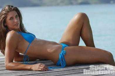 Copyright: Sports Illustrated, as if you couldn't guess.  And don't worry, I'm an equal opportunity skin kinda gal.